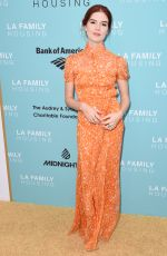 EMILY TYRA at LA Family Housing Awards in Los Angeles 04/27/2017