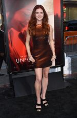EMILY TYRA at Unforgettable Premiere in Los Angeles 04/18/2017