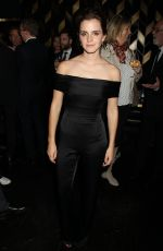 EMMA WATSON at The Circle After Party at Tribeca Film Festival 04/26/2017