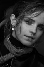 EMMA WATSON in Interview Magazine, May 2017