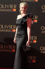 EMMA WILLIAMS at Olivier Awards in London 04/09/2017