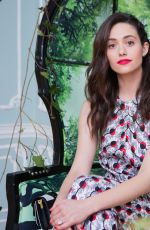 EMMY ROSSUM at Free Arts NYS 18th Annual Art Auction 04/27/2017