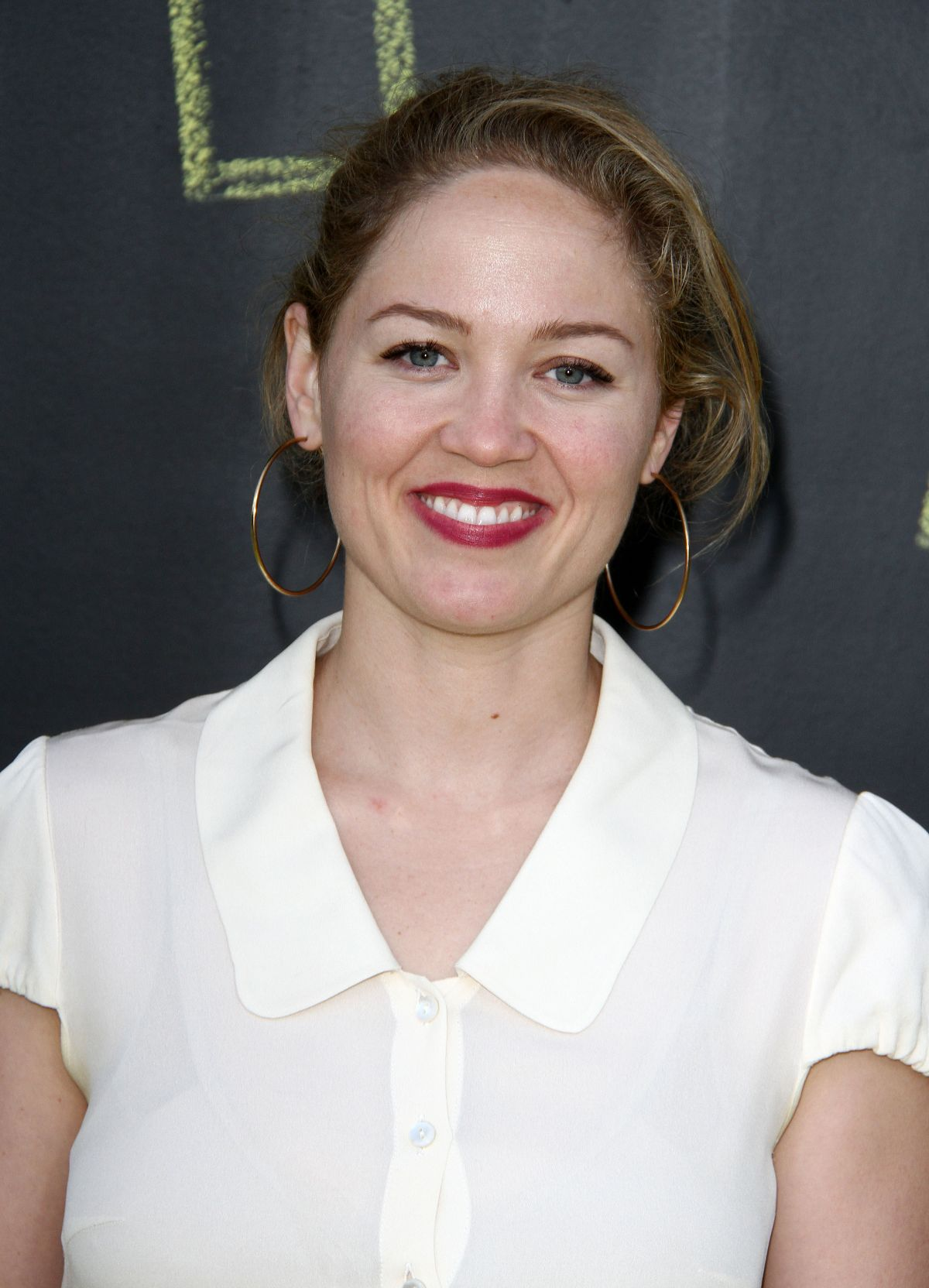 ERIKA CHRISTENSEN at National Geographic's Genius Premiere ...