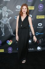 ERIN BREEN at Artemis Women in Action Film Festival Gala in Los Angeles 04/21/2017