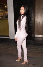 ERIN BUDINA at Boux Avenue Spring/Summer 2017 Launch in London 04/26/2017