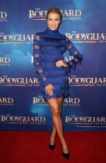 ERIN HOLLAND at The Bodyguard Musical Premiere in Sydney 04/27/2017