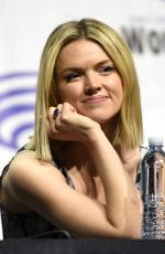 ERIN RICHARDS at Gotham Panel at WonderCon in Anaheim 04/02/2017