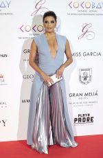 EVA LONGORIA at Global Gift Gala in Madrid 04/04/2017