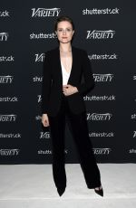 EVAN RACHEL WOOD at Variety Studio: Actors on Actors in Los Angeles 04/01/2017