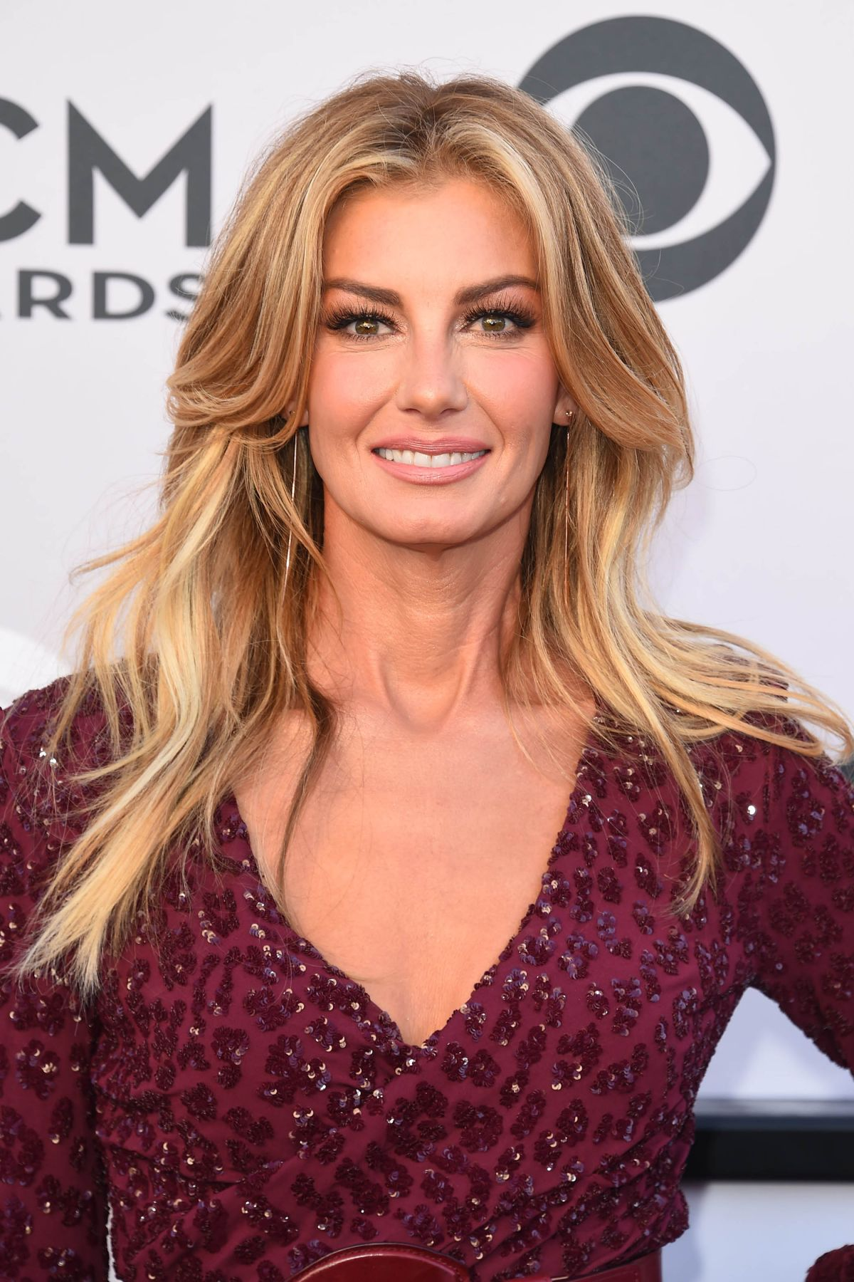 FAITH HILL at 2017 Academy of Country Music Awards in Las Vegas 04/02/2017