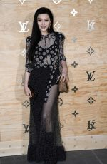 FAN BINGBING at Louis Vuitton Dinner Party in Paris 04/11/2017