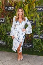 FIONA FALKINER at Botanicals Fresh Care Ambassador Launch in Sydney 04/19/2017