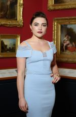 FLORENCE PUGH at Lady Macbeth Screening in London 04/27/2017