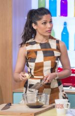 FREIDA PINTO at Sunday Brunch TV Show in London 04/09/2017