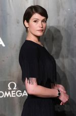 GEMMA ARTERTON at Lost in Spce Anniversary Party in London 04/26/2017