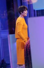 GEMMA ARTERTON at The One Show in London 04/10/2017