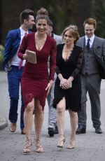 GEMMA ATKINSON at Bleakholt Animal Charity Ball in Bury 04/01/2017