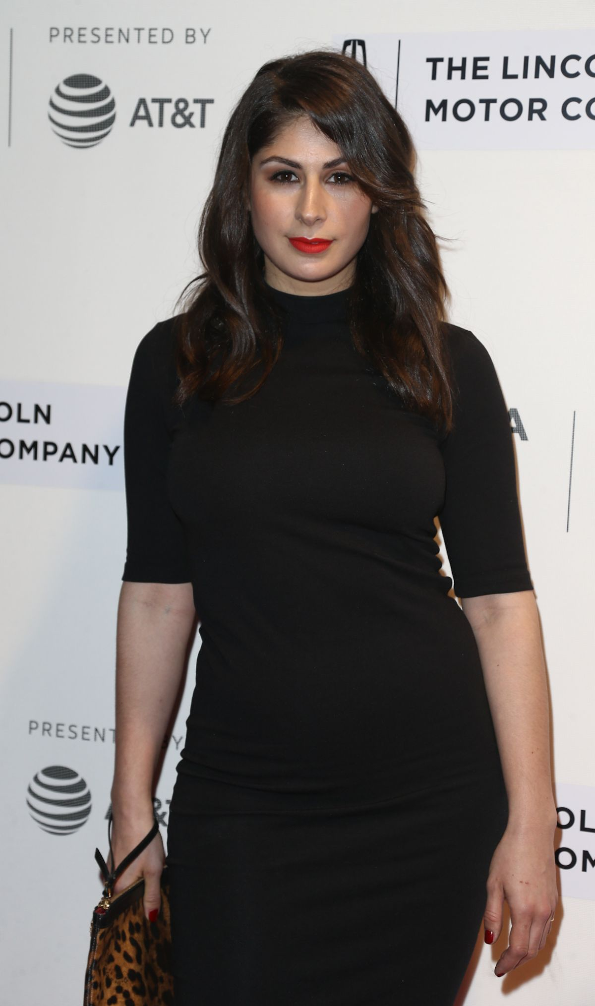 GEORGIA XIMENES LIFSHER at Chuck Premiere at Tribeca Film Festival in New York 04/28/2017
