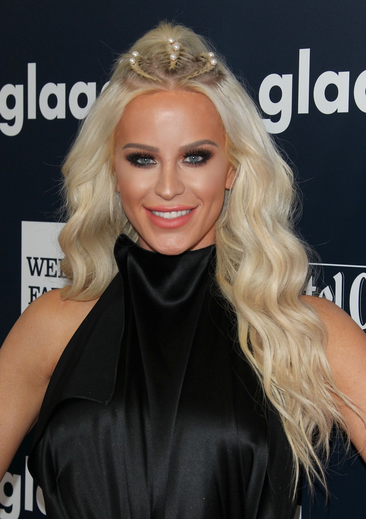 GIGI GORGEOUS at 2017 Glaad Media Awards in Los Angeles 04/01/2017
