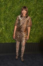 GRACE HIGHTOWER at Chanel Artists Dinner at Tribeca Film Festival in New York 04/24/2017