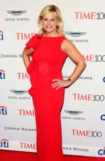 GRETCHEN CARLSON at 2017 Time 100 Gala in New York 04/25/2017