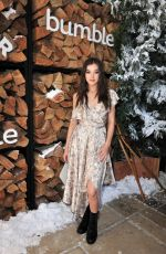 HAILEE STEINFELD at Winter Bumbleland in Rancho Mirage 04/15/2017