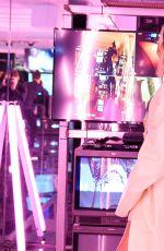 HAILEY BALDWIN at Shutz Beverly Hills 1 Year Anniversary Party 04/18/2017