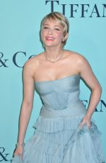 HALEY BENNETT at Tiffany & Co. 2017 Blue Book Collection Gala in New York 04/21/2017