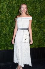 HARLEY VIERA-NEWTON at Chanel Artists Dinner at Tribeca Film Festival in New York 04/24/2017