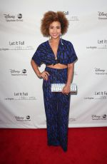 HAYLEY MARIE NORMAN at Let It Fall: Los Angeles 1982-1992 Premiere in Los Angeles 04/18/2017