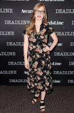 HELEN EASTBROOK at Contenders Emmys Presented by Deadline in Los Angeles 04/09/2017