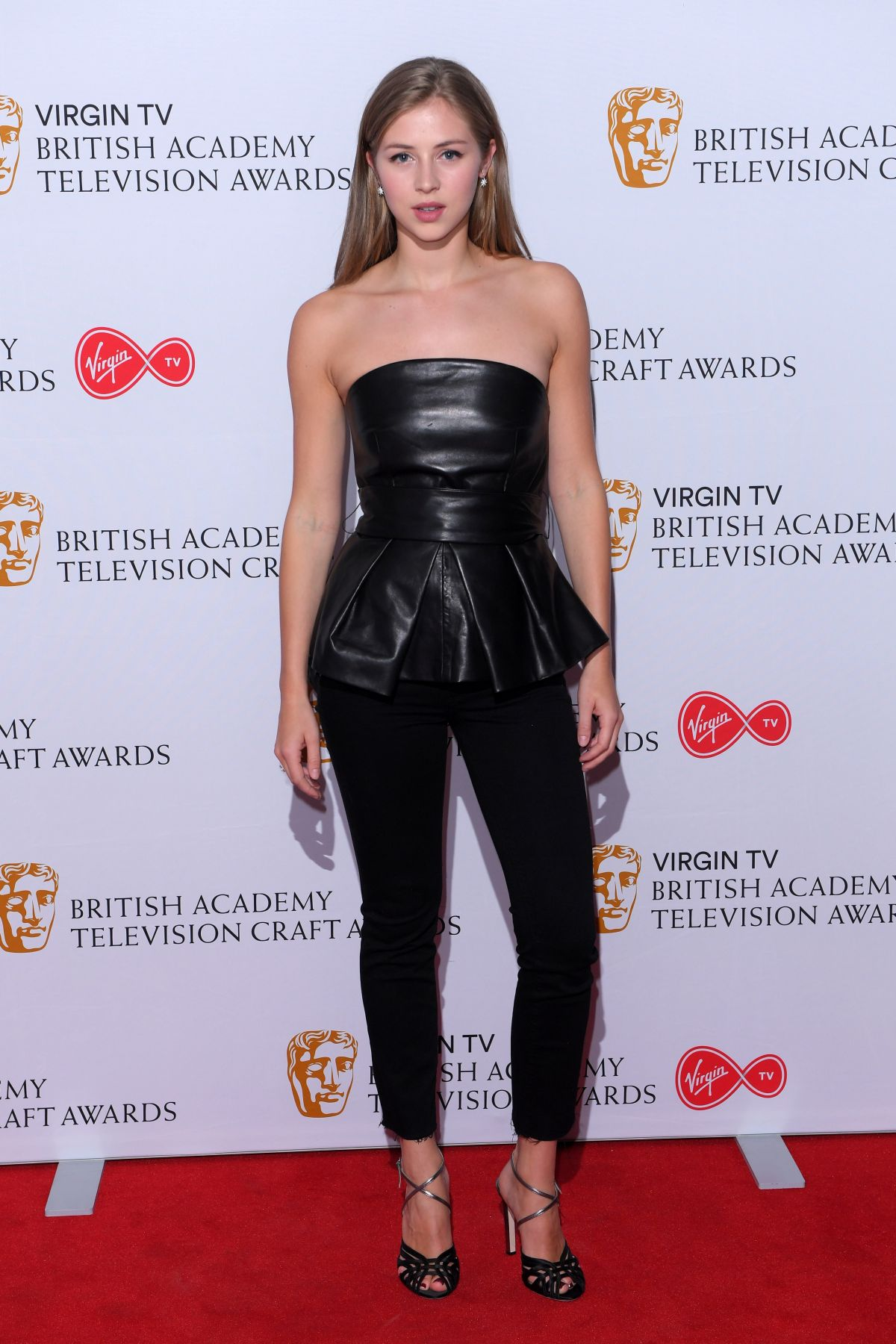 HERMIONE CORFIELD at British Academy Television and Craft Awards Nominees Party in London 04/20/2017   hermione-corfield-at-british-academy-television-and-craft-awards-nominees-party-in-london-04-20-2017_9