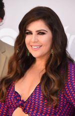 HILLARY SCOTT at 2017 Academy of Country Music Awards in Las Vegas 04/02/2017