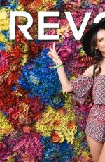 ALESSANDRA AMBROSIO at Revolve Desert House at 2017 Coachella in Indio 04/15/2017