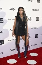 NICKI MINAJ at Daily Front Row's 3rd Annual Fashion Los Angeles Awards 04/02/2017