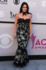 KACEY MUSGRAVES at 2017 Academy of Country Music Awards in Las Vegas 04/02/2017