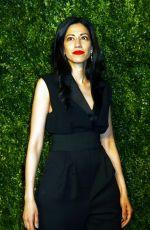 HUMA ABEDIN at Chanel Artists Dinner at Tribeca Film Festival in New York 04/24/2017