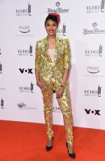IMANY at Echo Music Awards in Berlin 04/06/2017