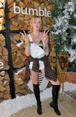 IRELAND BALDWIN at Winter Bumberland Party at Coachella 2017 in Indio 04/15/2017