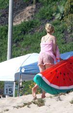 IRELAND BALDWIN in Bikini at a Beach in Malibu 04/15/2017