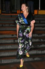 ISKRA LAWRENCE at 2017 DVF Awards in New York 04/06/2017