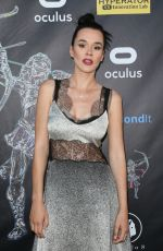 IVANA HORVAT at Artemis Women in Action Film Festival Gala in Los Angeles 04/21/2017