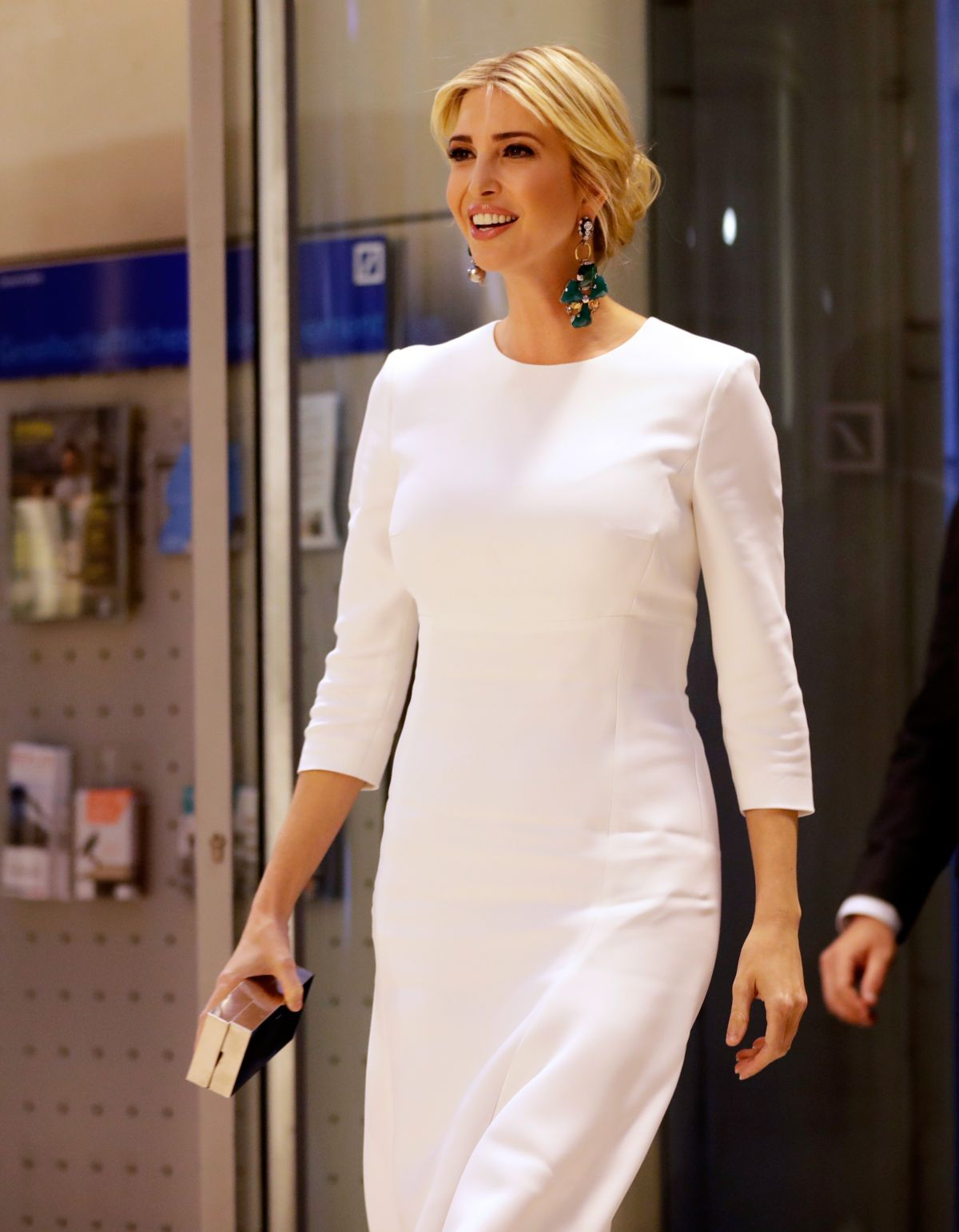 IVANKA TRUMP at W20 Summit Dinner in Berlin 04/25/2017 ...