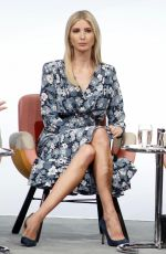 IVANKA TRUMP at Woman 20 Dialogue Summit for the Empowerment of Women in Berlin 04/25/2017