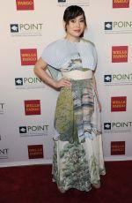 IVORY AQUINO at Point Honors Gala Honoring in New York 04/03/2017