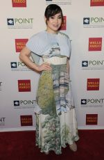 IVORY AQUINO at Point Honors Gala Honoring in New York 04/03/2017