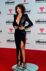 JACKIE CRUZ at 2017 Billboard Latin Music Awards in Miami 04/27/2017