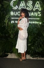 JACKIE CRUZ at Casa Buchanan's Latin Billboards Kickoff Party in Key Biscayne 04/26/2017