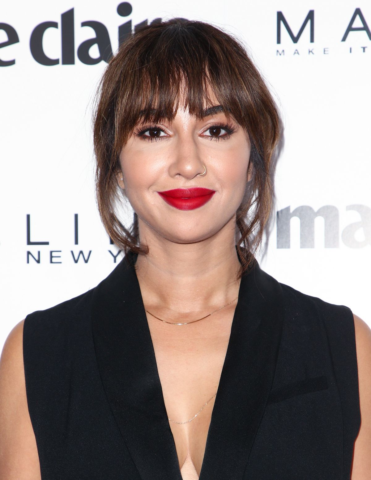 JACKIE CRUZ at Marie Claire Celebrates Fresh Faces in Los Angeles 04/21/2017 - HawtCelebs