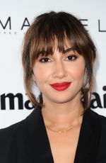 JACKIE CRUZ at Marie Claire Celebrates Fresh Faces in Los Angeles 04/21/2017